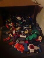 Lot of 130+ Vintage Toy MATCHBOX, HOT WHEELS, TONKA, CHEVRON, CHINa!!!