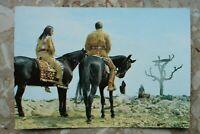 Kino Postkarte AK WINNETOU I. 1963 Pierre Brice Lex Barker  Karl May Western