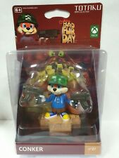 Figure TOTAKU Collection: №27: Conker's Bad Fur Day – Conker (10 cm) Brand NEW