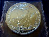 2015 1 oz Silver Britannia British Royal Mint 1 oz .999 FINE SILVER