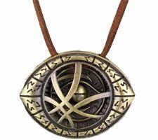 "Marvel Comics DOCTOR STRANGE Eye Symbol Necklace with 16"" Nylon Chord"