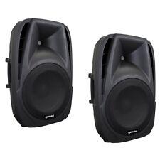 GEMINI ES 10P coppia casse diffusori speaker amplificati per live karaoke DJing
