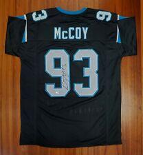 Gerald McCoy Autographed Signed Jersey Carolina Panthers Beckett