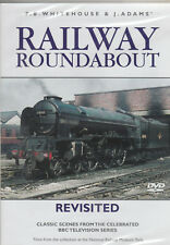 Railway Roundabout Revisited. A Brand New Cellophane wrapped DVD