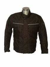PROMO giacca moto scooter GIUDICI tessuto sfoderabile impermeabile e protezioni