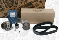 ORIGINAL Zahnriemensatz + Pierburg Wasserpumpe AUDI A3 SKODA VW 1,9 2,0 TDI