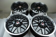 17 Wheels Ion Escort Cooper Miata Cobalt Integra Accord Civic 4x100 4x114.3 Rims