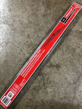 "(1) MOTORCRAFT WW-2000-PC 20"" REPLACEMENT WINDSHIELD WIPER BLADE EASY TO INSTALL"
