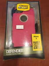 OtterBox Defender Series For iPhone 5 Hot Pink