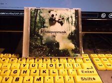 Angel Milk by Télépopmusik (CD, Jun-2005, Capitol) MINT CONDITION