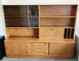 Vintage Clausen And Son Silkborg Sideboard - Made In Denmark