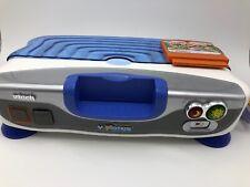 Vtech Vsmile V-motion Kids Game System One Game Cartridge Educational Video Game
