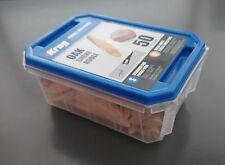De madera Kreg Jig ® Pocket Hole Tapones. Roble Sólido, PK de 50 - 490768