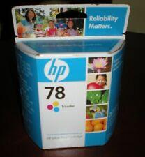 HP Tri-Color Original Ink Cartridge – #78 – C6578DN