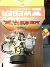 Carburatore Weber Fiat Ritmo 32 ICEV 22 NUOVO ORIGINALE New carburetor