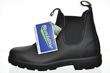Blundstone 510 STIVALETTI AUSTRALIANI BLACK PREMIUM LEATHER col. NERO