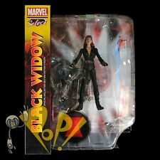 Marvel Select BLACK WIDOW Action Figure COMIC VERSION Diamond Select Toys DST!