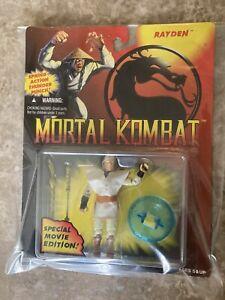 1994 Hasbro GI Joe Cobra Mortal Kombat SPECIAL MOVIE EDITION Rayden 94 Raiden CB