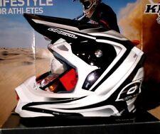 O Neal Cross Casco 8 Series Race Enduro L Black KTM SX-F SX NUOVO UFO AIROH OFFROAD