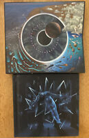 Pink Floyd Pulse Box 2 Cd Set with Nonworking LED Light Live Nice Condition