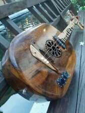 Thai Lao Phin PL026 Mandoline Folk akustisches Saitenmusikinstrument