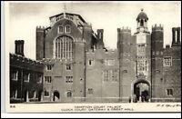 ~1910/20 Hampton Court Palace Clock Court Gateway Pc.