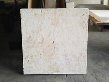 "Coralstone Natural Keystone Tiles 18"" x 18"" X 3/4"""