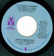 Smith Connection Soul 45 I've Been A Winner / Can't Hold On Much Longer  MINT