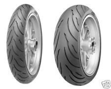 Motorcycle Tyres Continental CONTI MOTION 110/70/ZR17 54W 160/60/ZR17 69W Pair