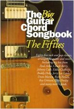 The Big Guitar Chord Songbook: The Fifties, Divers Auteurs, Good Book