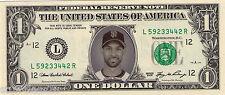Angel Pagan SF Giants MLB  Novelty Dollar Bill