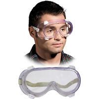 Schutzbrille Augenschutz Top Qualität Vollsichtschutzbrille EN166 NEU OVP