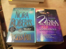 Dangerous + Angels Fall by Nora Roberts  r