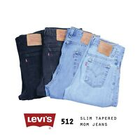 VINTAGE LEVIS 512 HIGH WAISTED WOMENS SLIM TAPERED JEANS 26 27 28 29 30 31 32 33