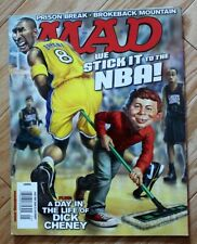 Canada Mad Magazine; May, 2006; We Stick It To The NBA!