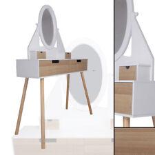Designer SCHMINKTISCH #563 Frisiertisch Frisierkommode mit Spiegel 146x100x30 cm