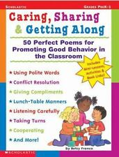 Caring, Sharing & Getting Along   (Grades PreK-1): 50 Perfect Poems for Promotin