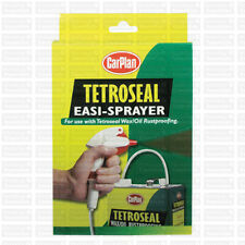 CarPlan Tetroseal Easy-Sprayer Garage Workshop Equipment Rustproofing.