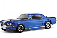 HPI 1966 FORD MUSTANG GT COUPE Corpo Shell 200mm 104926