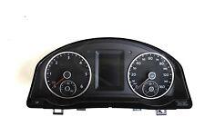 VW TIGUAN 07-11 2.0 TDI MANUAL TRANSMISSION INSTRUMENT CLUSTER 5N0920972A / CFFB