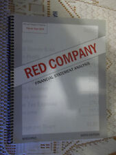 Red Company Financial Statement Analysis Dan Wiegand 2011