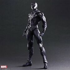 Marvel Comics Play Arts Kai Spider-Man Limited Color Blue Ver. Action Figure NIB