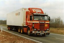 Truck Photos Scottish Curries of Dumfries Scania 113M choice of 6X4 or A4 size?