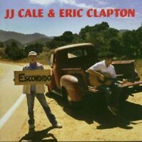 Eric Clapton & Jj Cale - The Road To Escondido NEW CD