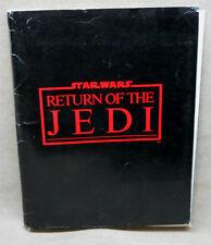 1983 Star Wars ROTJ Return of the Jedi Movie Press Kit.