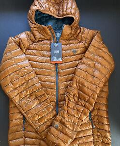 New $325 Men's Large - Mountain Hardwear - Ghost Whisperer 2 Down Puffer OM8293