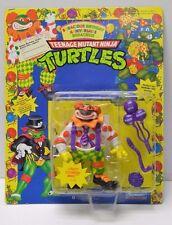 Teenage Mutant Ninja Turtles TMNT Crazy Clownin' Mike Birthday Playmates 1989