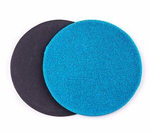 GP50 Fine Silicon Carbide Sanding Discs P600 Abrasive Discs Hook and Loop