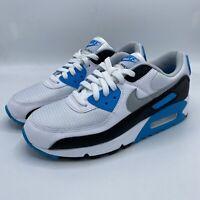 Nike Air Max 90 OG Laser Blue Size 7-7.5 Mens 2020 Release CJ6779-100 No Lid