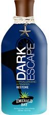Emerald Bay Dark Escape Sunbed Tanning Lotion Cream NO BRONZER